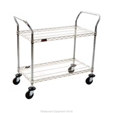 Eagle U2-2442S Utility Cart (Magnified)