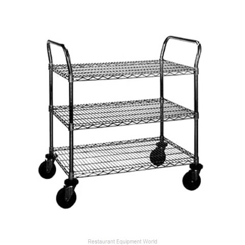 Eagle U3-2460S Utility Cart (Magnified)
