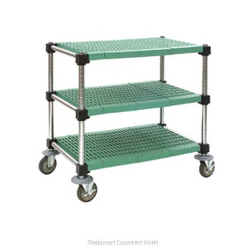Eagle U3-S1836PSM-X Utility Cart (Magnified)