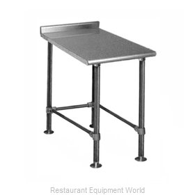 Eagle UT2412STEB Filler Table
