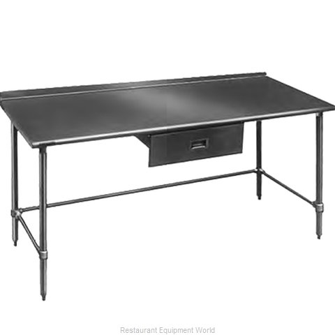 Eagle UT2496STEB Work Table 96 Long Stainless steel Top