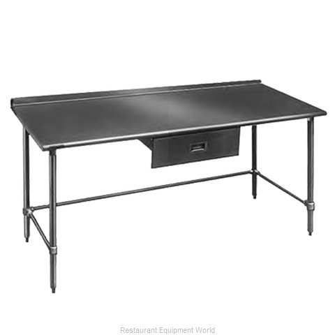 Eagle UT30132STB Work Table 132 Long Stainless steel Top