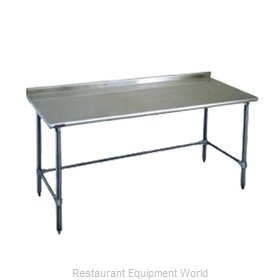 Eagle UT30132STE Work Table 132 Long Stainless steel Top