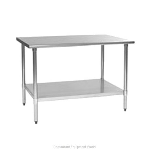 Eagle UT3024B-2X Work Table 30 Long Stainless steel Top