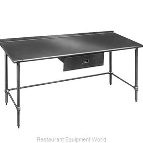 Eagle UT3648STEB Work Table 48 Long Stainless steel Top