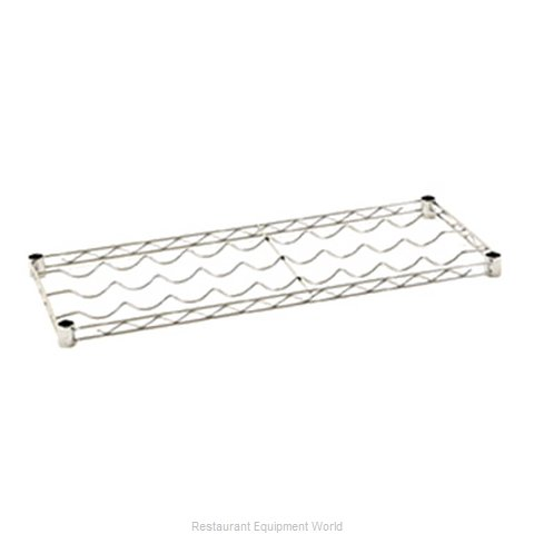Eagle W1436BL Shelving Wire (Magnified)