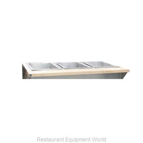 Eagle WB-DB-HT4 Cutting Board, Equipment-Mounted