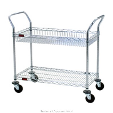 Eagle WBC1836C-1B1W Utility Cart (Magnified)