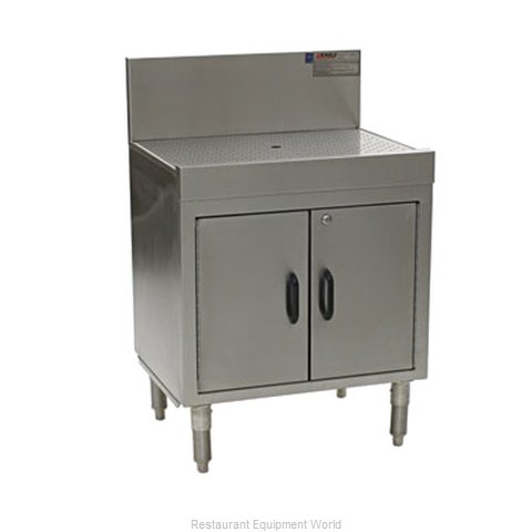 Eagle WBCB24-24 Underbar Workboard, Storage Cabinet