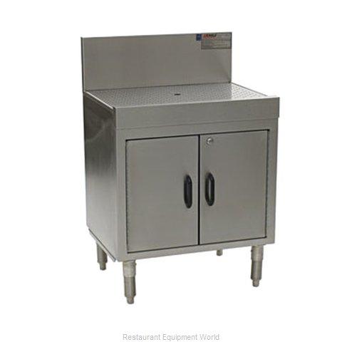 Eagle WBCB36-24 Underbar Workboard, Storage Cabinet