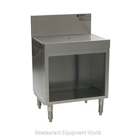 Eagle WBOB24-24 Underbar Workboard, Storage Cabinet