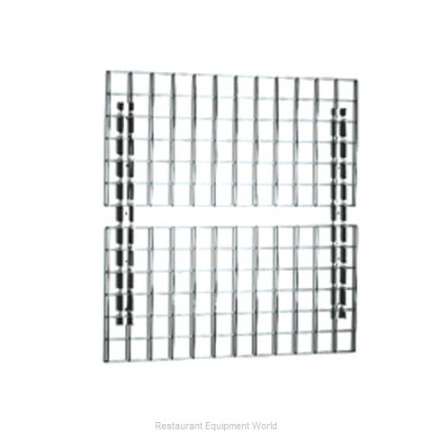 Eagle WM4848 Shelving, Wall Grid Panel (Magnified)