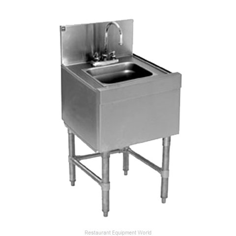 Eagle WS12-24 Underbar Sink Units (Magnified)