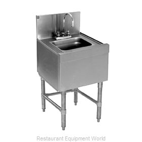 Eagle WS12-24 Underbar Sink Units