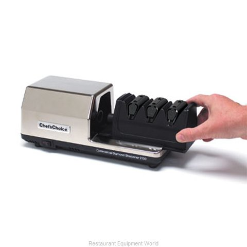 Edgecraft 0210008A Knife / Shears Sharpener, Electric