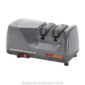 Edgecraft 0323000A Knife / Shears Sharpener, Electric