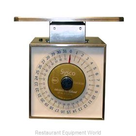 Edlund DR-2 OP Scale, Portion, Dial