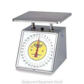 Edlund RM-5 Scale, Portion, Dial