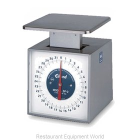 Edlund SF-2 Scale, Portion, Dial