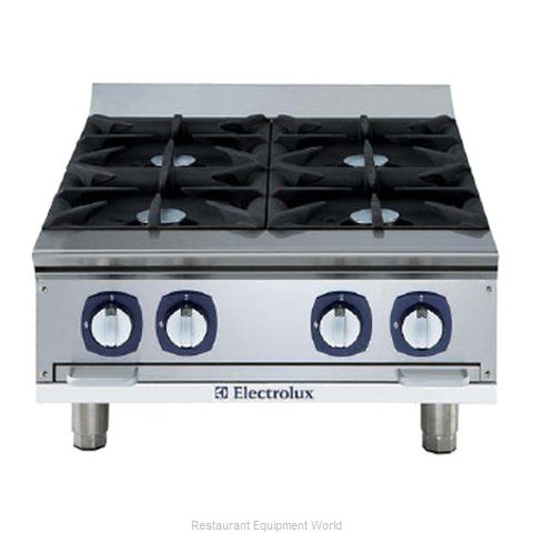 Electrolux Professional 169001 Hotplate Counter Unit Gas