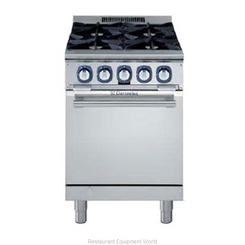 Electrolux Professional 169004 Range 24 4 open burners