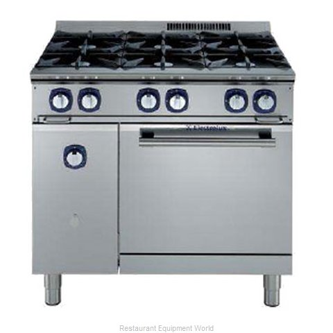 Electrolux Professional 169005 Range 36 6 open burners