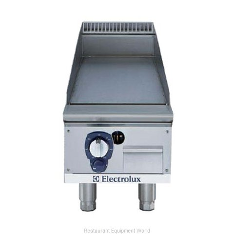 Electrolux Professional 169012 Griddle Counter Unit Gas