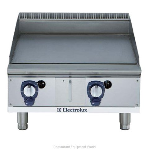 Electrolux Professional 169013 Griddle Counter Unit Gas