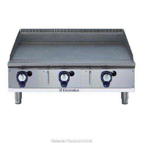 Electrolux Professional 169014 Griddle Counter Unit Gas