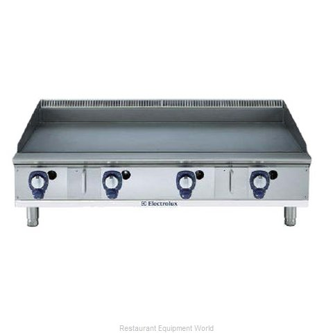 Electrolux Professional 169015 Griddle Counter Unit Gas