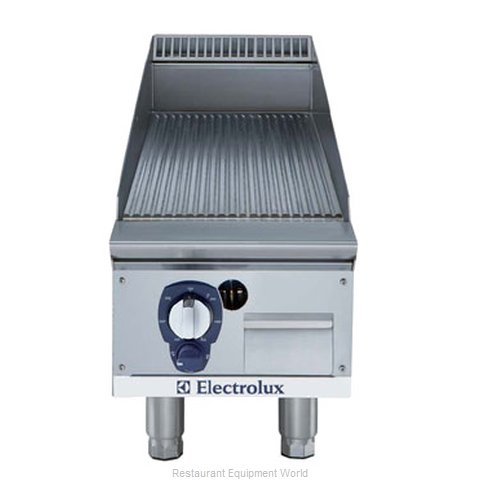 Electrolux Professional 169016 Griddle Counter Unit Gas