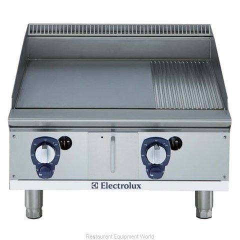 Electrolux Professional 169017 Griddle Counter Unit Gas