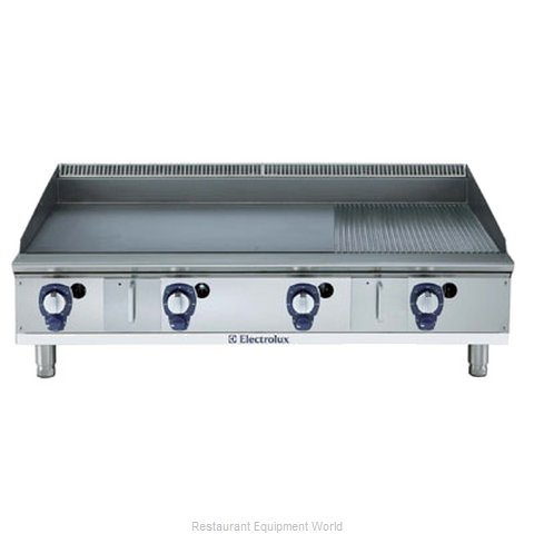 Electrolux Professional 169019 Griddle Counter Unit Gas