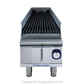 Electrolux Professional 169020 Charbroiler Gas Counter Model