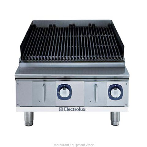 Electrolux Professional 169021 Charbroiler Gas Counter Model