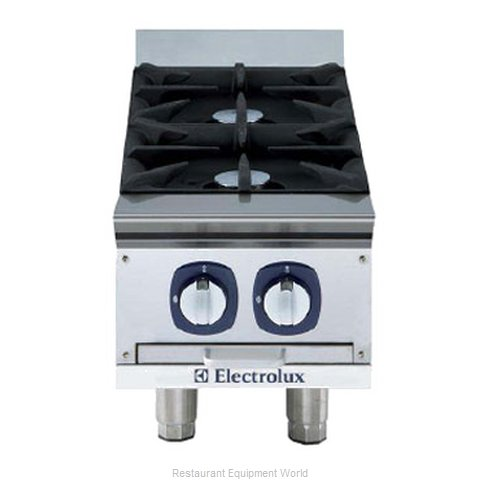 Electrolux Professional 169034 Hotplate Counter Unit Gas
