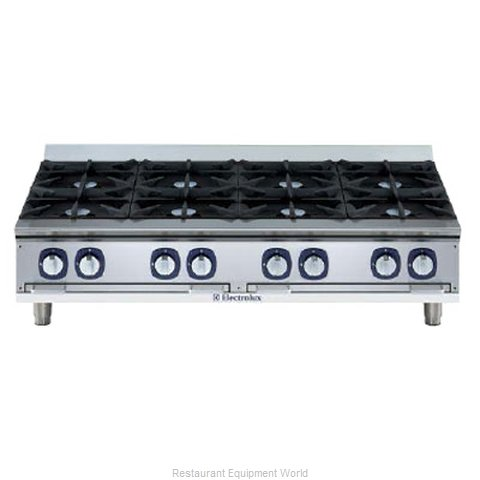 Electrolux Professional 169037 Hotplate Counter Unit Gas