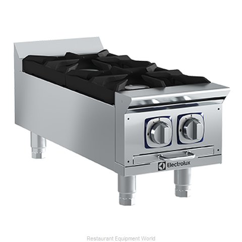 Electrolux Professional 169101 Hotplate, Countertop, Gas