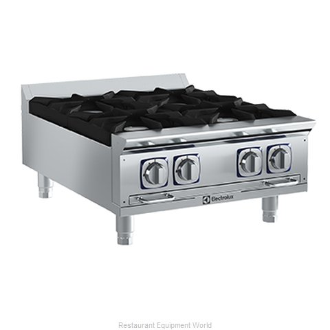 Electrolux Professional 169102 Hotplate, Countertop, Gas