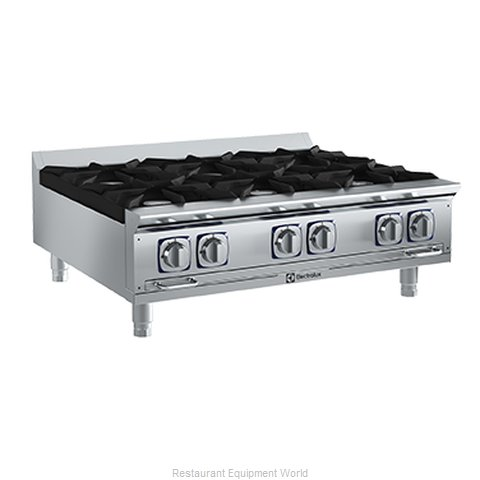 Electrolux Professional 169103 Hotplate, Countertop, Gas