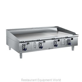 Electrolux Professional 169118 Griddle, Gas, Countertop