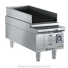 Electrolux Professional 169119 Charbroiler, Gas, Countertop