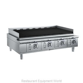Electrolux Professional 169122 Charbroiler, Gas, Countertop