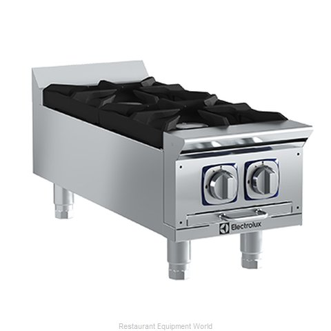 Electrolux Professional 169130 Hotplate, Countertop, Gas