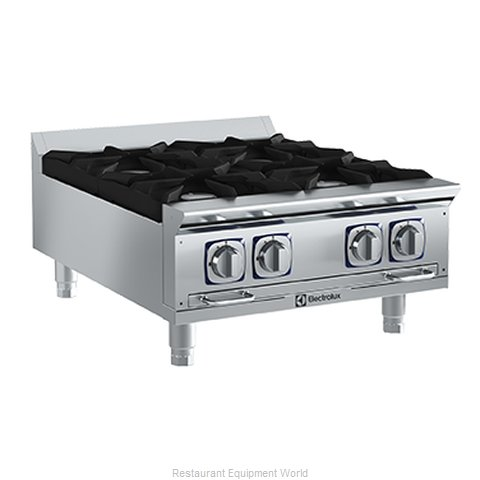 Electrolux Professional 169131 Hotplate, Countertop, Gas