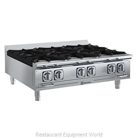 Electrolux Professional 169132 Hotplate, Countertop, Gas