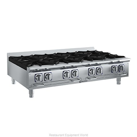 Electrolux Professional 169133 Hotplate, Countertop, Gas