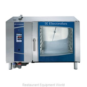 Electrolux Professional 266281 Combi Oven Electric Full Size