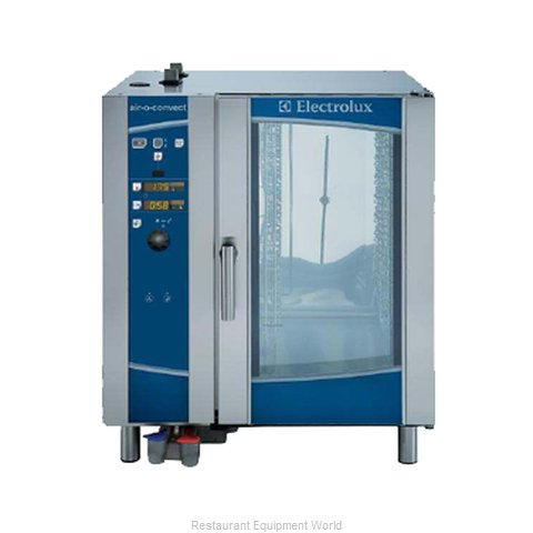 Electrolux Professional 269752 Combi Oven Gas Half Size
