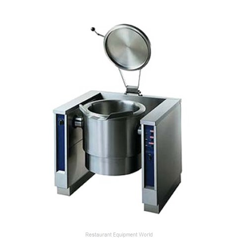 Electrolux Professional 583396 Tilting Kettle 40 gal